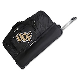 University of Central Florida 27-Inch Drop Bottom Rolling Duffle Bag