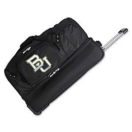 Baylor University 27-Inch Drop Bottom Rolling Duffle Bag