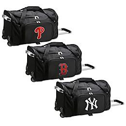 MLB 22-Inch Wheeled Duffle Bag