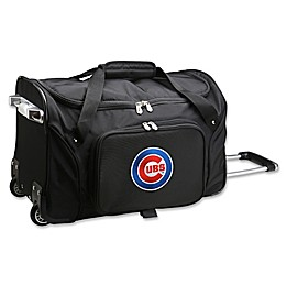 MLB Chicago Cubs 22-Inch Wheeled Duffle Bag