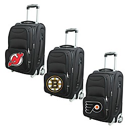 NHL 21-Inch Carry On Spinner