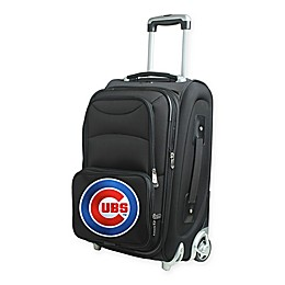 MLB Chicago Cubs 21-Inch Carry On Spinner