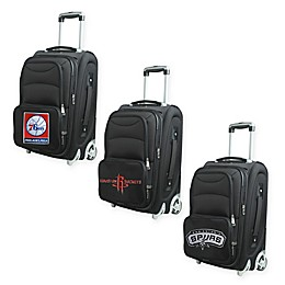 NBA 21-Inch Carry On Spinner Collection