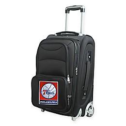 NBA Philadelphia 76ers  21-Inch Carry On Spinner