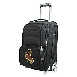 University of Wyoming Cowboys 21-Inch Carry On