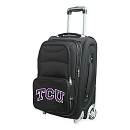 Texas Christian University Horned Frogs 21-Inch Carry On