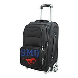 Southern Methodist University Mustangs 21-Inch Carry On