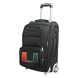 University of Miami Hurricanes 21-Inch Carry On