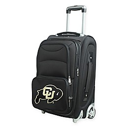 University of Colorado Buffaloes 21-Inch Carry On