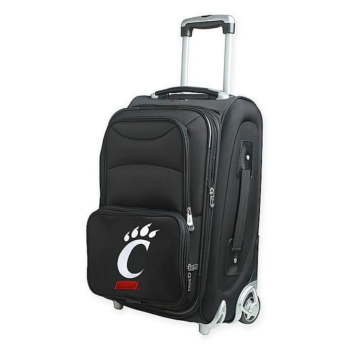 Alternate image 1 for University of Cincinnati Bearcats 21-Inch Carry On
