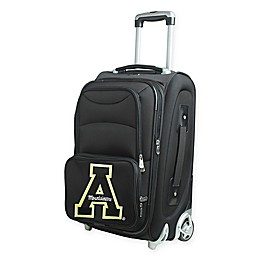 Appalachian State University Mountaineers 21-Inch Carry On