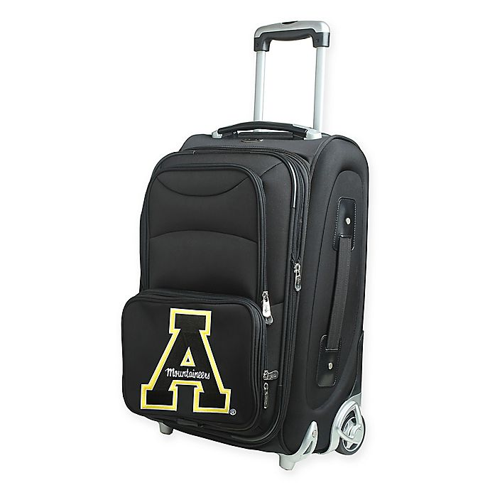 Alternate image 1 for Appalachian State University Mountaineers 21-Inch Carry On