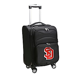 University of South Dakota Coyotes 20-Inch Carry On Spinner
