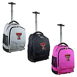 Texas Tech University 19-Inch Wheeled Backpack