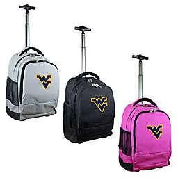 West Virginia University 19-Inch Wheeled Backpack