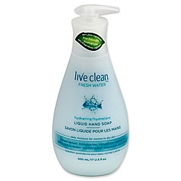 Live Clean™ Fresh Water 17 oz. Hydrating Liquid Hand Soap
