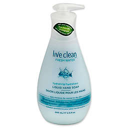 Live Clean™ Fresh Water 17 oz. Hydrating Liquid Hand Soap