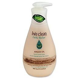 Live Clean™ Exotic Nectar 17 oz. Argan Oil Liquid Hand Soap