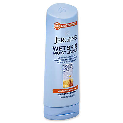 Jergens® Wet Skin™ 10 oz. Moisturizer with Restoring Argan Oil