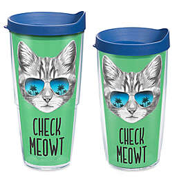 Tervis® Check Meowt Cat Wrap Tumbler with Lid