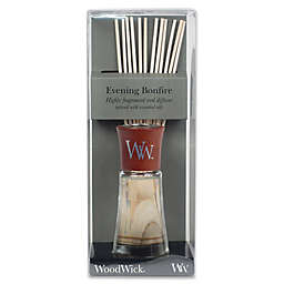 Woodwick® Evening Bonfire Large Reed Diffuser