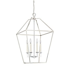 Quoizel Aviary Cage Chandelier