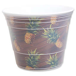 6 qt. Pineapple Party Bucket