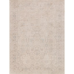 Magnolia Home by Joanna Gaines Ella Rose 3'7 x 5'7 Area Rug in Natural