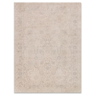 Magnolia Home By Joanna Gaines Ella Rose Rug In Natural