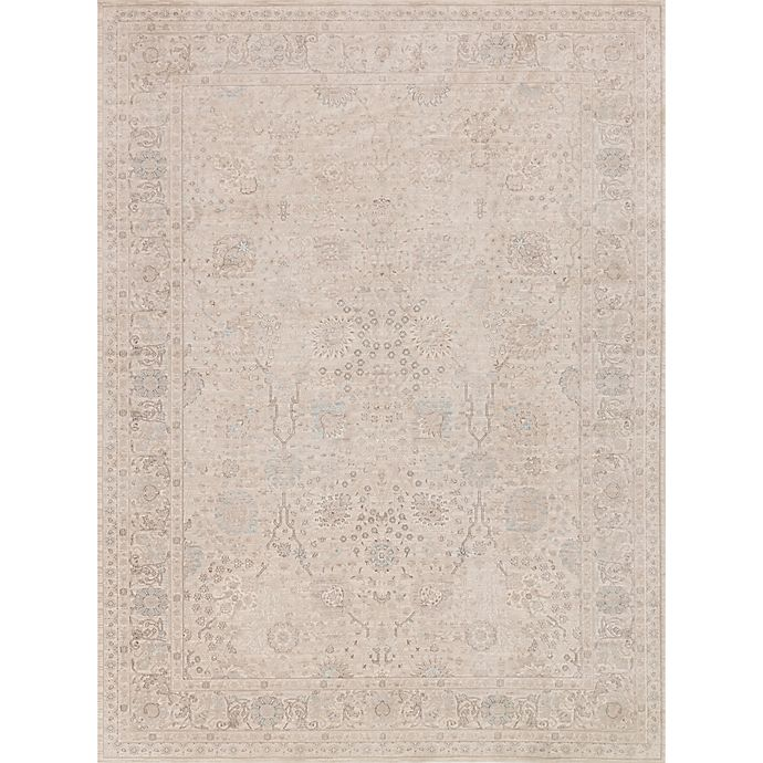 Alternate image 1 for Magnolia Home by Joanna Gaines Ella Rose 13-Foot x 18-Foot Area Rug in Natural