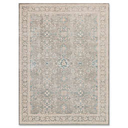 Magnolia Home by Joanna Gaines Ella Rose Rug in Steel