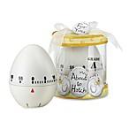 Kate Aspen® About to Hatch Kitchen Egg Timer Baby Shower Favor