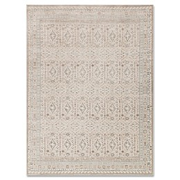 Magnolia Home by Joanna Gaines Ella Rose Rug in Stone