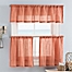 Part of the Weston Mini Window Curtain Tier and Valance