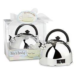 Kate Aspen® Teapot Timer Baby Shower Favor