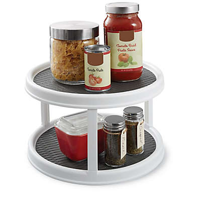 Copco Two-Tier Non-Skid Cabinet Lazy Susan