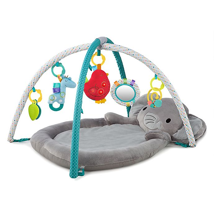 Alternate image 1 for Bright Starts™ Enchanted Elephants Activity Gym™