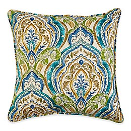 Print 20-Inch Square Throw Pillow