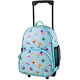 Olive Kids Birdie Rolling Luggage in Pink