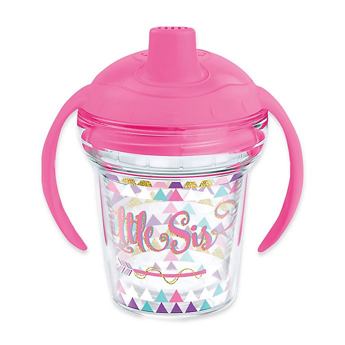 Tervis 174 My First Tervis Big Sis 6 Oz Sippy Cup With Lid