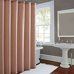 Metallic Luster Shower Curtain