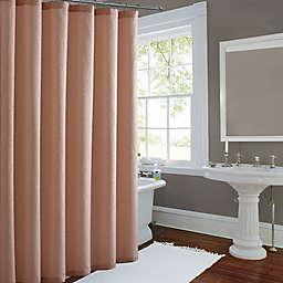 Metallic Luster Shower Curtain