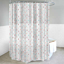 Bathing Beauties PEVA Shower Curtain