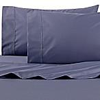 Wamsutta® 625-Thread Count PimaCott® Queen Sheet Set in Denim