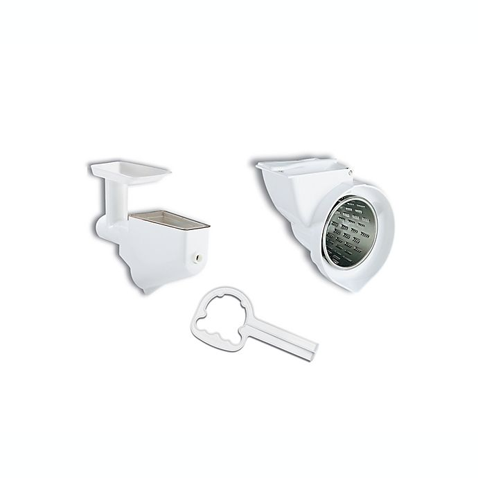 Alternate image 1 for KitchenAid® Mixer Attachment Pack with Strainer