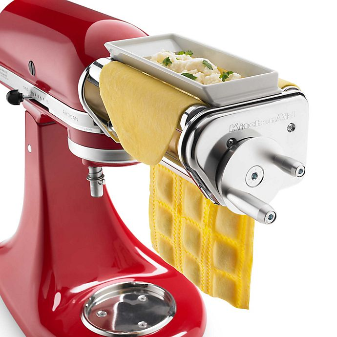 Alternate image 1 for KitchenAid® Ravioli Maker Attachment