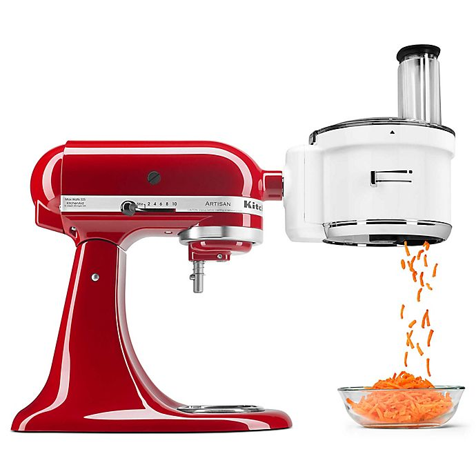 Kitchenaid 174 Food Processor Stand Mixer Attachment Bed