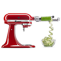 KitchenAid® 5-Blade Spiralizer with Peel, Core, and Slice Stand Mixer Attachment