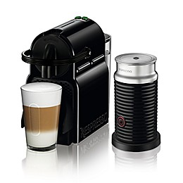 Nespresso® by De'longhi Inissia Espresso Maker Bundle with Aeroccino Frother