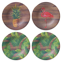 Phocacia Appetizer Plates (Set of 4)
